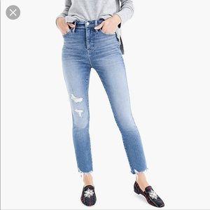 Point Sur (Jcrew) straight leg denim